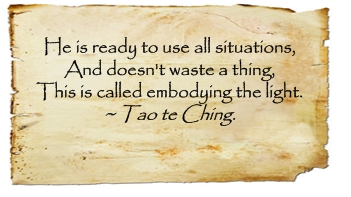 Ego and Tao te Ching