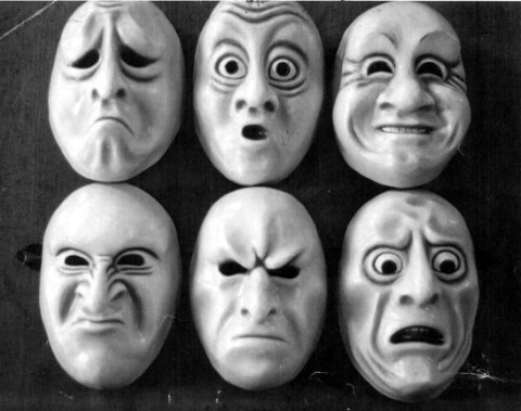 Ego faces