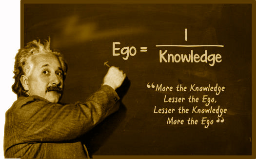 Einstein Soul and Ego