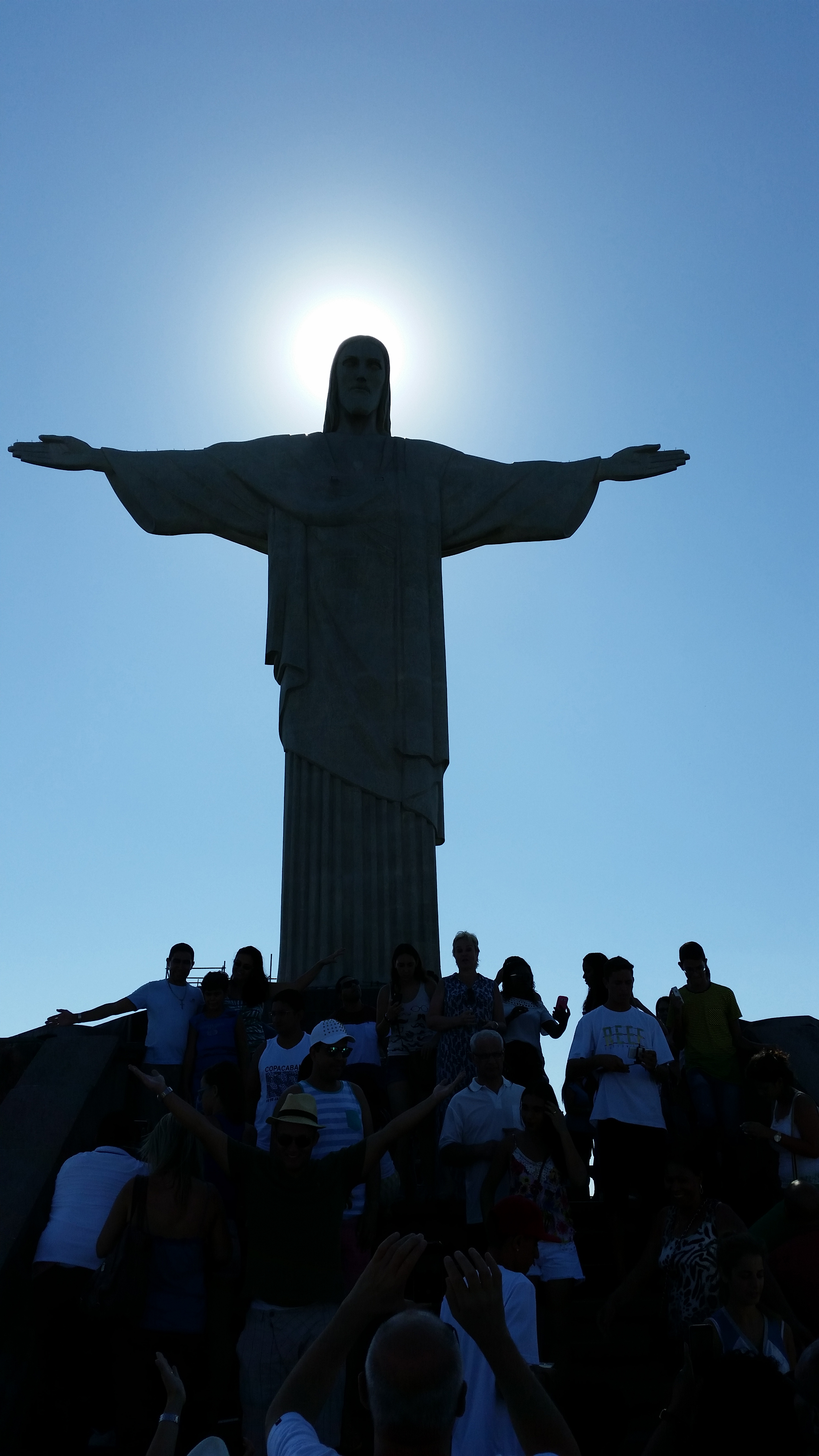 Gods Will Jesus at Corcovado