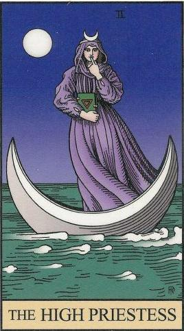 psychic reading tarot card